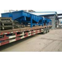ISO&CE certificate jaggery powder linear vibrating screen