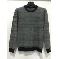 Quality JM latest design blank grey crew neck man sweater manufacture for sale