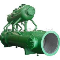 Heat Recovery Boiler Double drums Fire tube WHRB
