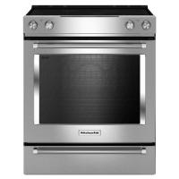 China Kitchen 30-inch Slide-In Electric Range on sale