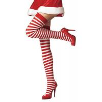 Buy cheap Personalized Christmas Striped Socks and Xmas Stocking Patterns Gifts from wholesalers