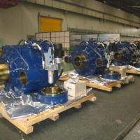 China 750KW planetary speed increasing gearbox for wind turbine on sale