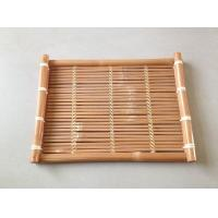 Quality Tea Set Rectangular Bamboo Tray for sale