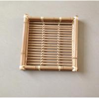 Quality Tea Set Square Bamboo Tray for sale