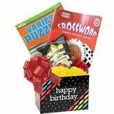 Quality Birthday Gift for Men and Women with Puzzle Books for sale