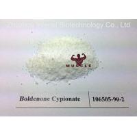 Quality Legal Increase Muscle Mass Boldenone Steroid Bold Cyp Powder CAS 106505-90-2 99% for sale