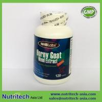 Quality Goat Weed Extract Epimedium tablets for sale