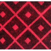 Quality Non-woven Needle Punched Composite Jacquard Carpet for sale
