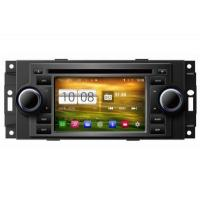 Quality Dodge Android Aftermarket Navigation Car Stereo (2002-2008) for sale