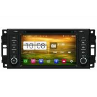Quality Dodge RAM Challenger Charger Grand Caravan ANDROID 4.4.4 GPS Navigation Car Stereo (2007-2014) for sale