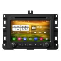 Quality Dodge RAM 1500 2500 3500 Android 4.4.4 Touchscreen GPS Navigation Car Stereo (2013-2016) for sale