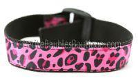 Quality Girls Medical Sportsbands Breast Cancer Awareness Key Chain for sale