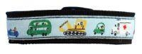 Buy Boys medical ID sportsband Boys Transportation, bus, trucks Slider Medical Id sportsband Bracelet at wholesale prices