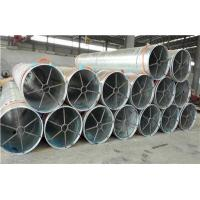 Quality Hot Dip Galvanized Spiral Steel Pipes for sale