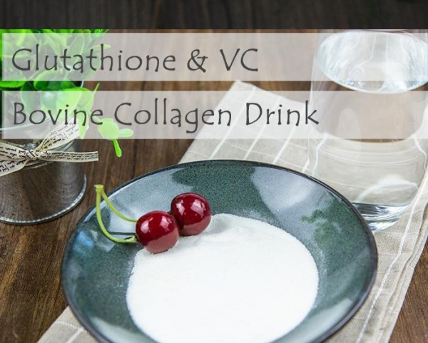 China Functional Bovine Collagen Formula Glutathione & VC Bovine Collagen Drink