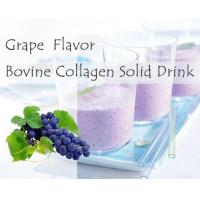 Buy cheap Flavored Bovine Collagen Solid Drink Grape Bovine Collagen Solid Drink from wholesalers