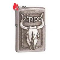 Quality Business Gift Cow skull (ZIPPO lighters) for sale