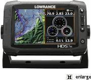 Quality Lowrance HDS-7m Gen2 Touch Insight GPS Chartplotter for sale