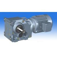 Quality K series helical-bevel gearmotor for sale