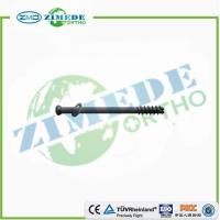 Buy cheap Cannulated Single-headed Screw No.30243 from wholesalers