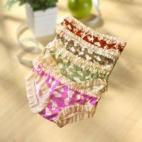 Quality Lady heart-shaped colorful underwear for sale