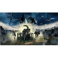 Shooting Battle Game Equipment VR Cinema Platoon with HTC Vive Virtual Reality Games