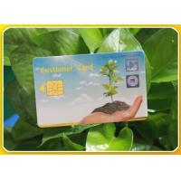 Quality Print Contact IC Card for sale
