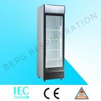 Quality glass door refrigerator LC-1FC for sale