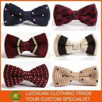 Quality Top Quality Knitted Bow Tie for sale