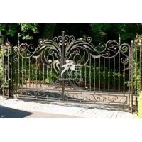Buy cheap Wrought iron gate-SE-G012 from wholesalers