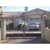 Buy cheap Wrought iron gates-SE-G10 from wholesalers