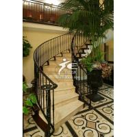 Buy cheap Wrought iron railing-R-04 from wholesalers