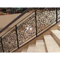 Buy cheap Wrought iron railings-08 from wholesalers