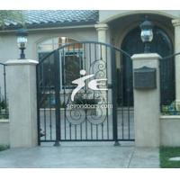 Buy cheap Wrought iron gates-SE-G12 from wholesalers
