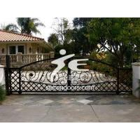 Buy cheap Wrought iron gates-SE-G04 from wholesalers