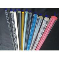 best price new style colored acrylic stick/clear acrylic rod with colored wholesale