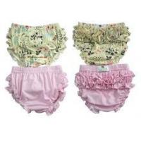 Quality Fashion style floral bloomers high quality toddler girls bloomers high quality ruffle bloomers for sale