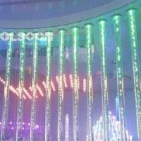 Quality Bubble Acrylic Rod Led Lighting for sale