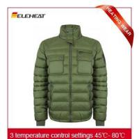 Quality Heated Clothing|Mans outdoor heating clothing heated clothing for sale