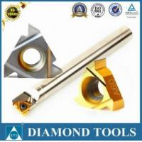 Quality steel pipe threading inserts 16ER11.5 NPT cutting tools for sale
