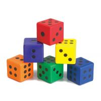 Quality Molded Foam Dice for sale