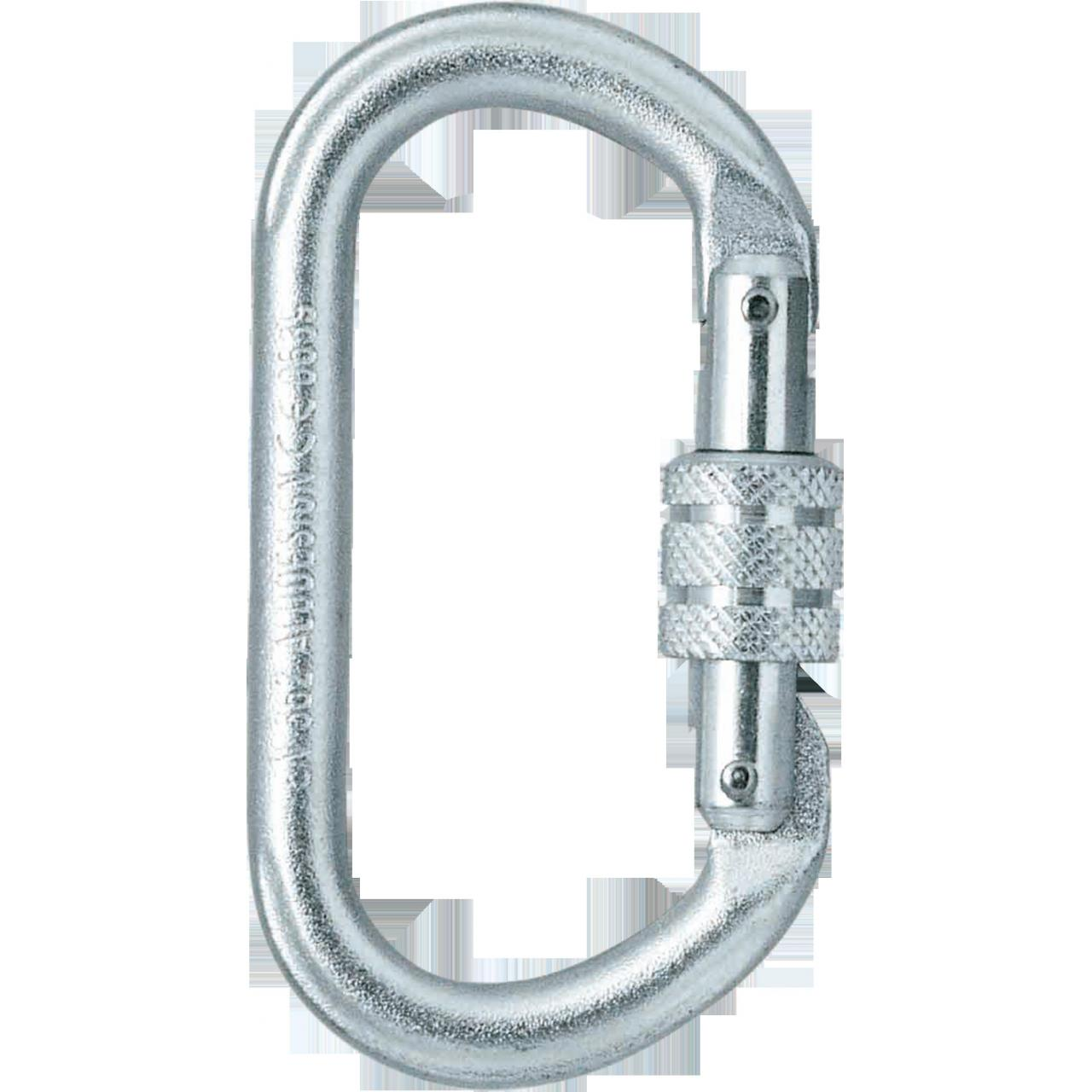 Buy cheap Carabiners and Hardware H-037 Steel Carabiner from wholesalers