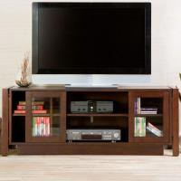 Buy cheap Specials *CLOSEOUT SEI TV Stand/Media Console-Espresso from wholesalers