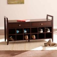 Buy cheap Specials *CLOSEOUT SEI Wyndmere Shoe Bench from wholesalers