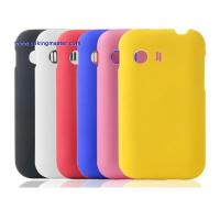 Quality KM-P1007Plastic Mobile phone covers for samsung s5360 for sale