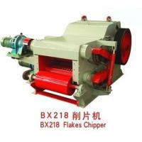 BX218 Drum wood chipper