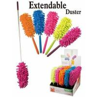 Telescoping Microfiber Collapsible Duster Extendable Cleaning Duster