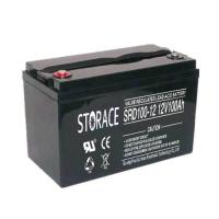 Quality SRD100-12 Sealed deep cycle solar battery for sale