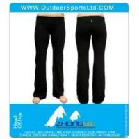 Quality Hard Tail Roll Down Yoga Pant for sale