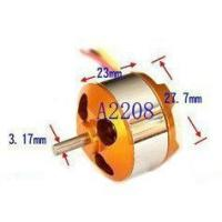 Quality Brushless motor A2208 for sale